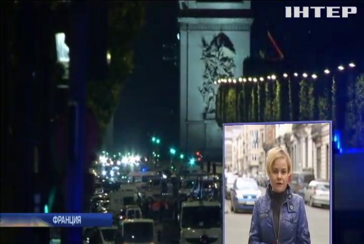 Теракт в Париже: мужчина с автомата расстрелял полицейских