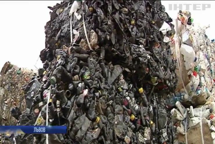Вывоз львовского мусора обойдется в 70 млн гривен в год
