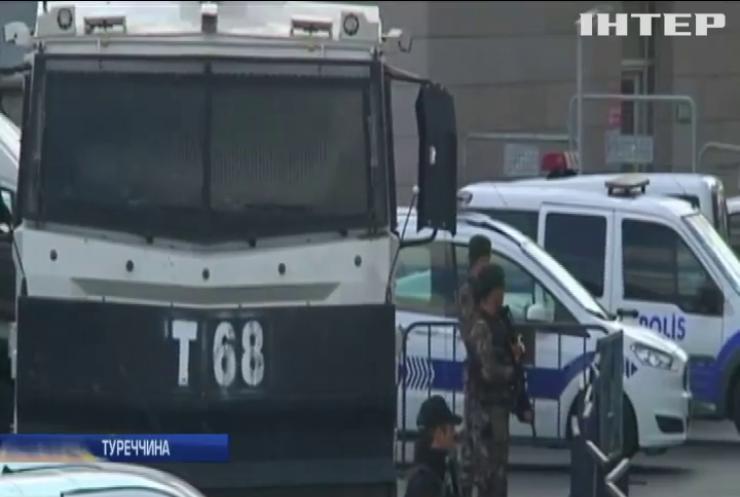 В Туреччині затримали понад 800 підозрюваних у державному перевороті