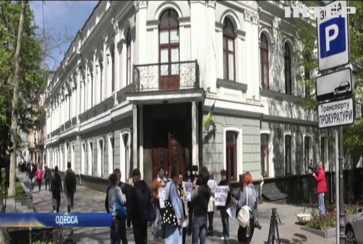 В Одессе отменили переименование части улиц (видео)