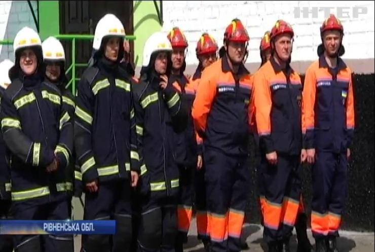 В Україні з'являться 120 територіальних підрозділів рятувальників