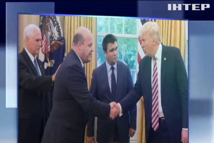 Павло Клімкін обговорив ситуацію на Донбасі з віце-президентом США