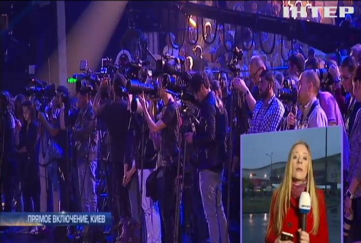 Финал Евровидения-2017 охраняют 10 тысяч полицейских