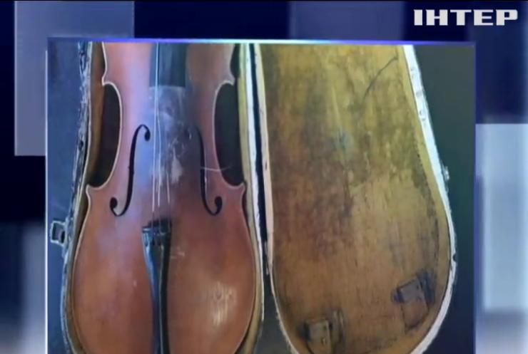 До окупованого Донецька намагалися вивезти скрипку Страдіварі