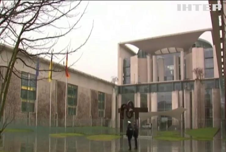 Меркель примет Порошенко во дворце Мезеберг (видео)