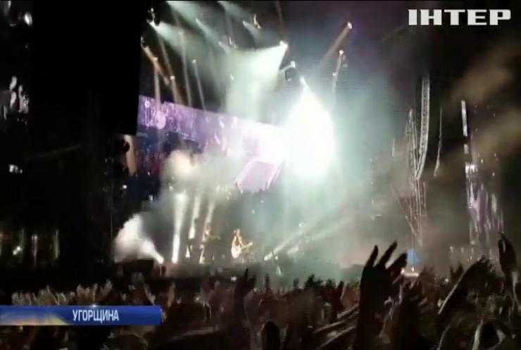 Depeche Mode гроші від концертів пожертвують на благодійність