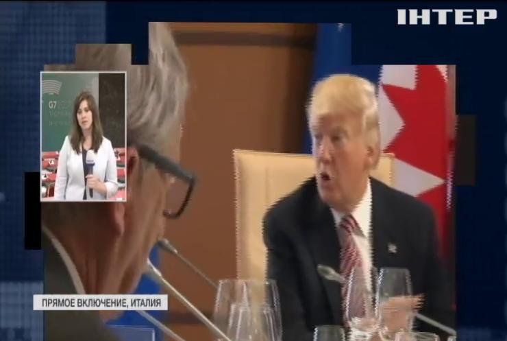 Россия должна ответить за действия в Украине - Дональд Трамп
