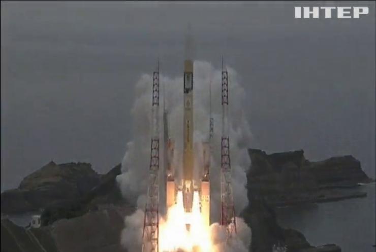 Японія запустила на орбіту навігаційний супутник