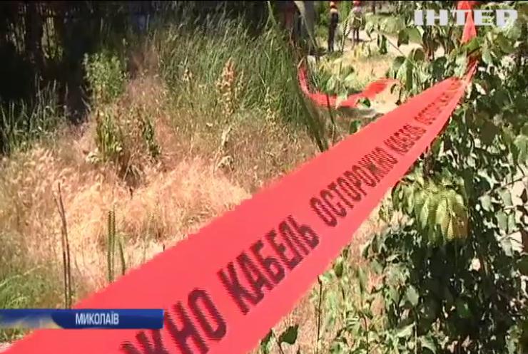 У Миколаєві пожежа на підстанції залишила без світла 2 райони