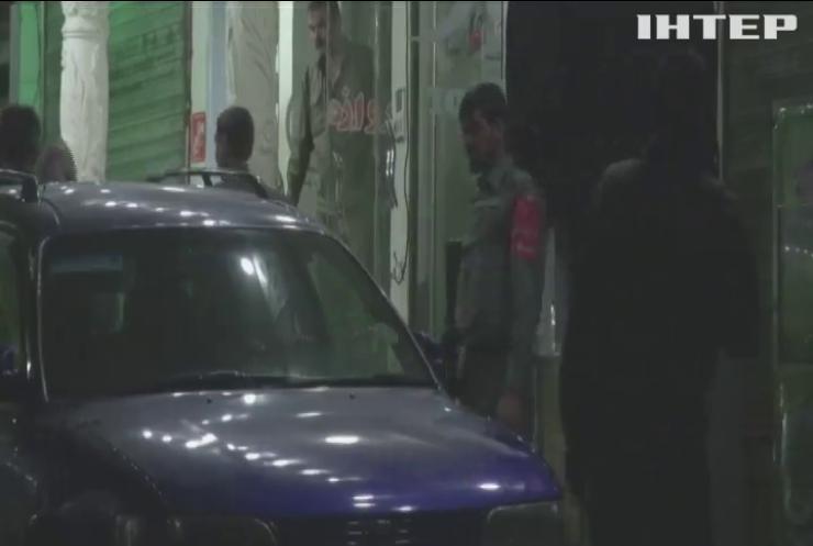 Терорист-смертник підірвав 4 людей у мечеті Афганістану