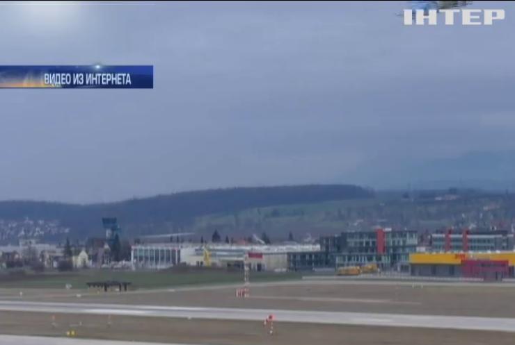 Аэропорт Штутгарта парализовало из-за угрозы взрыва