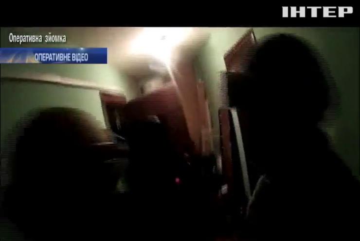У Харкові затримали банду грабіжників