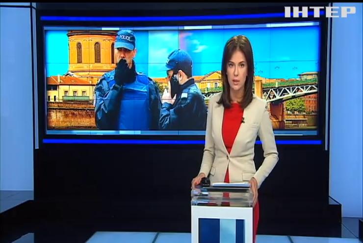 Нападение в Париже: полиция блокировала Елисейские поля