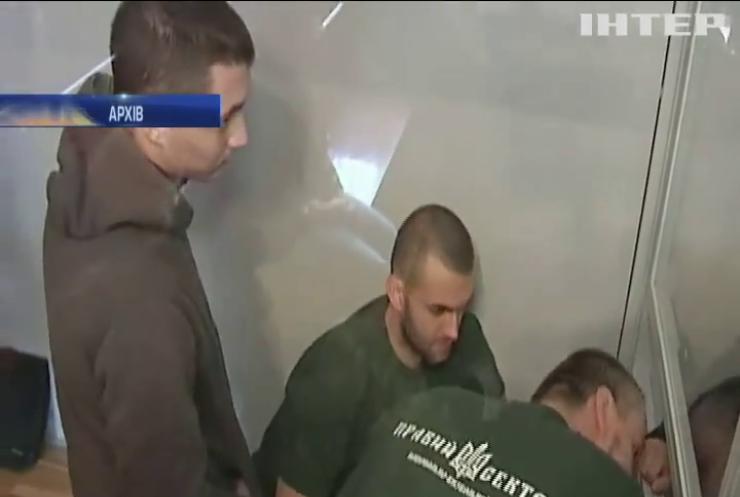 """Мукачівський суд зняв обвинувачення з бійців """"Правого сектору"""""""