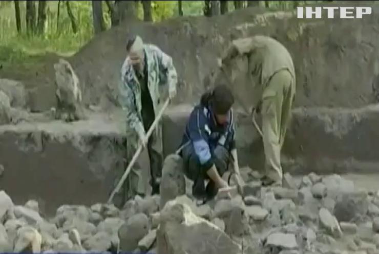 На Хортиці археологи розкопали святилище часів бронзової доби