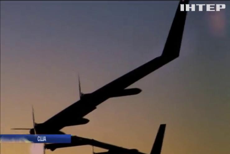 У США протестували літак-дрон від Facebook