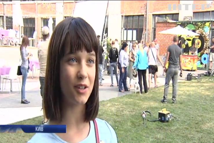 У Києві знімають фентезі про дітей та супер-собаку