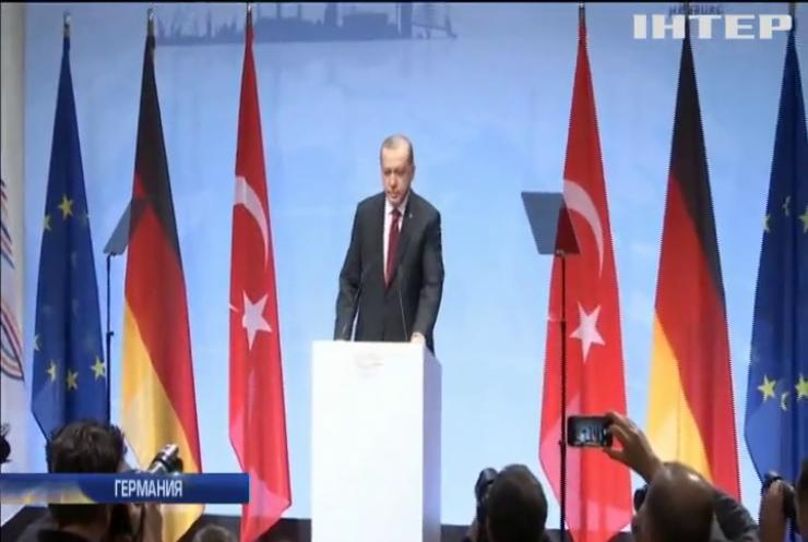 Турция может не подписать Парижский климатический договор