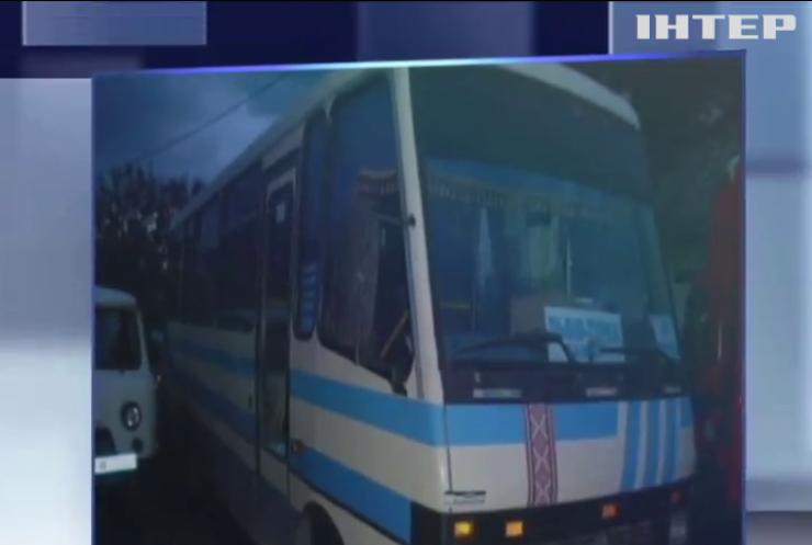 На Львівщині від вибуху в автобусі постраждали 5 людей