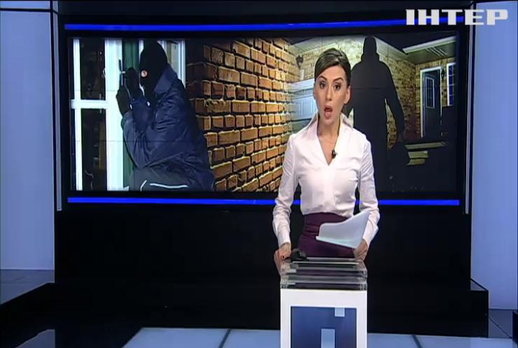 В Черновцах грабители унесли ровно столько, сколько было указано в электронной декларации судьи