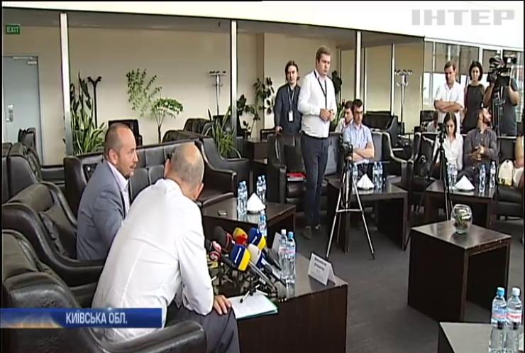 """Міжнародний аеропорт """"Бориспіль"""" відновлює переговори з лоукостером Ryanair"""