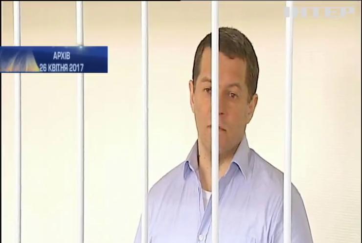 Російський суд до жовтня залишив під арештом журналіста Романа Сущенка