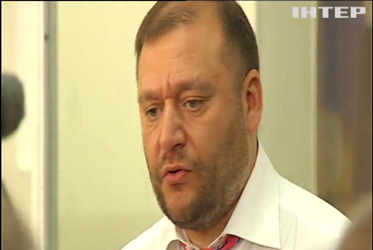 Печерский суд избирал меру пресечения Михаилу Добкину