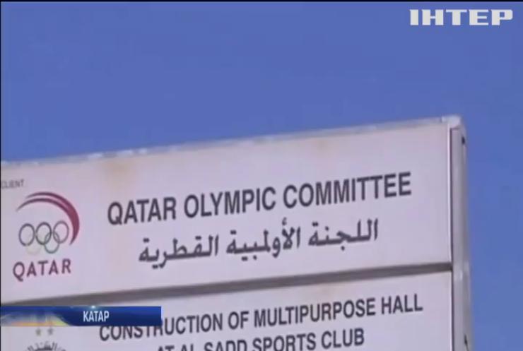 ФИФА призвали забрать у Катара чемпионат мира