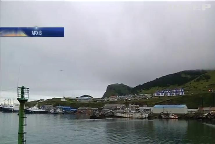 Росія не пустила делегацію Японії на Курильські острови