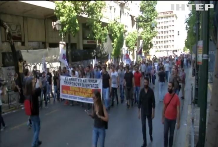 У Греції через страйк може зірватися туристичний сезон