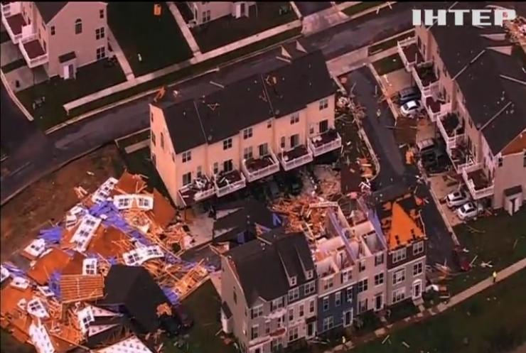 Негода у США: торнадо залишив без світла тисячі мешканців (відео)