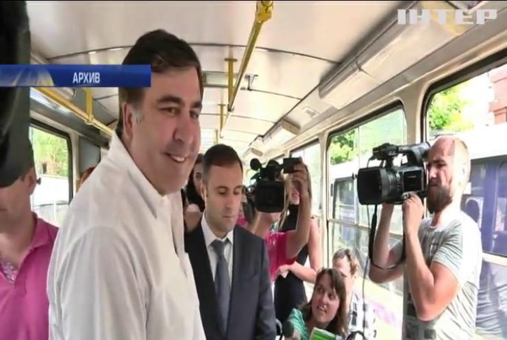 Оппозиция прокомментировала скандал вокруг Саакашвили