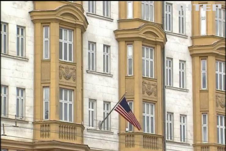 Росія вимагає скоротити кількість дипломатів США