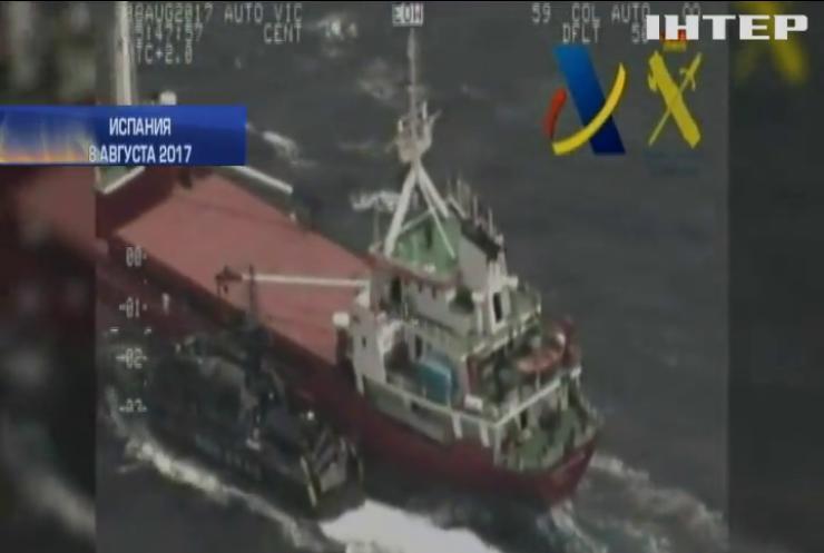 Контрабанда наркотиков: в Испании украинских моряков обвиняют в перевозке 600 мешков гашиша