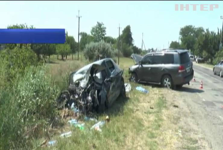 Смерть на трассе: в ДТП на Херсонщине погиб пятилетний ребенок