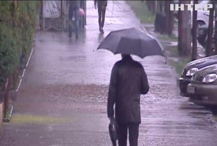 Погода в Украине: синоптики обещают грозы