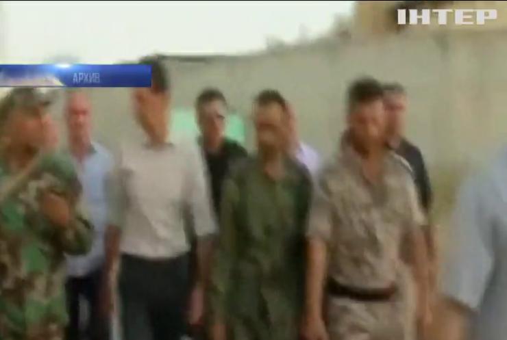 ООН собрала доказательства преступлений Башара Асада