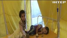 У Йемені вирує епідемія холери