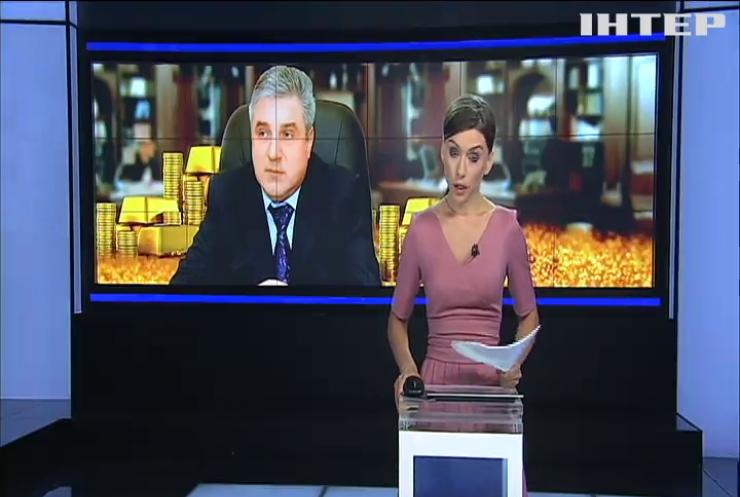 У экс-налоговика Олега Низенко нашли 92 килограмма золота