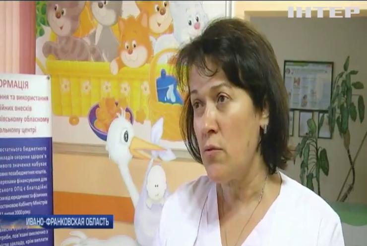 В Ивано-Франковске закончилась ключевая для младенцев вакцина