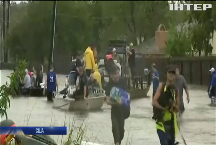 """Ураган """"Харви"""": Америка подсчитывает убытки от стихии"""