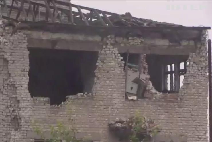 Война на Донбассе: боевики провоцируют украинских военных (видео)