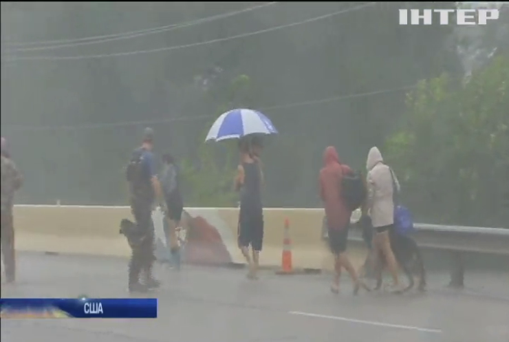 """Ураган """"Харві"""": у США загинули 10 людей"""