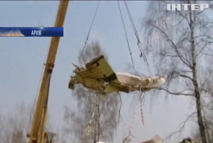 Польща вимагає доступу до місця авіакатастрофи під Смоленськом