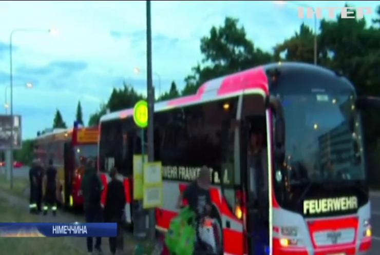 У Франкфурті через бомбу евакуюють 60 тисяч людей (відео)