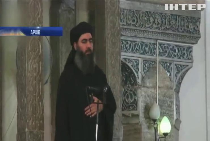 США розшукають лідера ІДІЛ між Іраком і Сирією