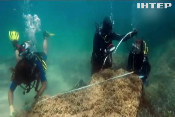 У Тунісі під водою знайшли стародавнє місто
