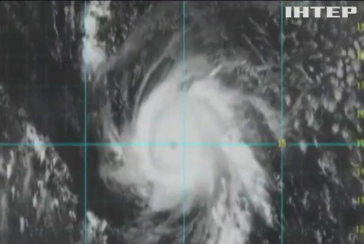 """На Кариби насувається ураган """"Хосе"""" (відео)"""