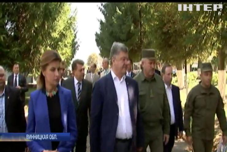 Бойцы АТО на передовой получат 10 тысяч гривен доплаты - Порошенко