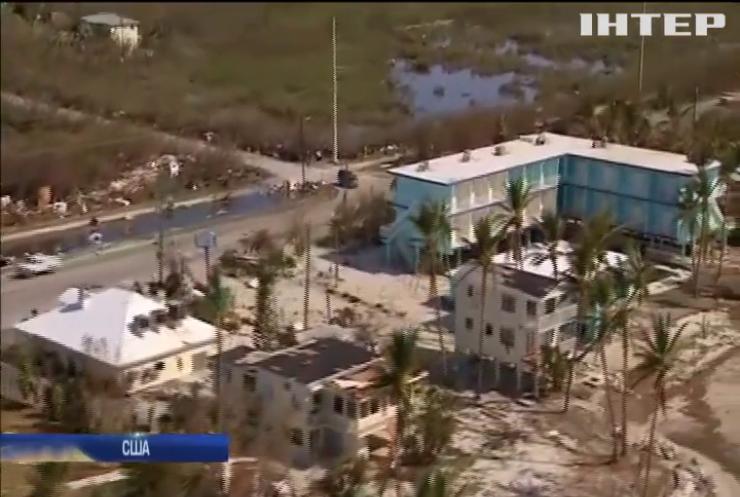 """Ураган """"Ірма"""" знищив чверть усіх будинків  у Флориді"""